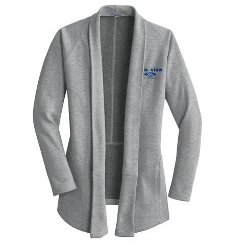 24 - Interlock Cardigan-FORD