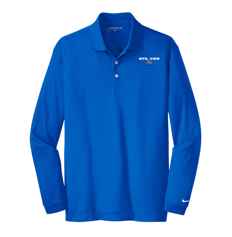 7883 L/S Nike® Dri-FIT Polo-Ford