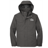 16 - MEN'S RAIN SHELL JACKET - HYUNDAI