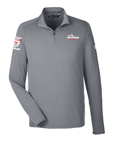 7877 Under Armour Tech™ Quarter-Zip - CDJR