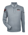 7919 Under Armour Men's Quarter Snap Up Fleece-CDJR