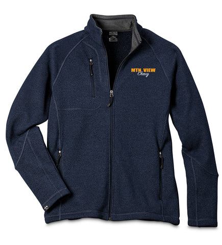 7911 SWEATERFLEECE JACKET - CHEVY