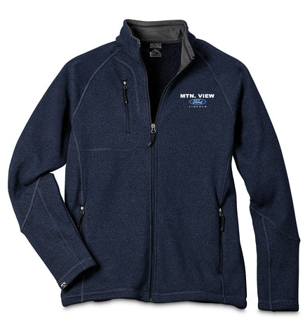FORD SWEATER-FLEECE JACKET-7911