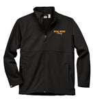 7913 STORM CREEK  FLEECE-LINED SOFTSHELL JACKET - CHEVY