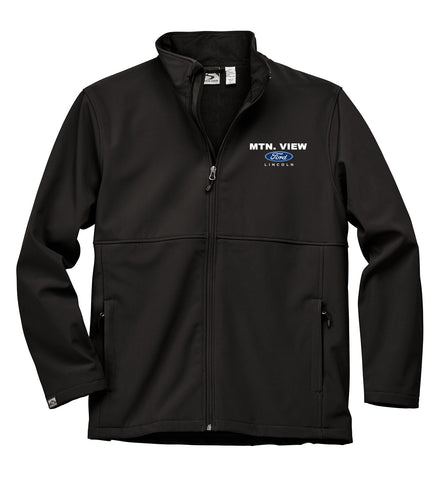 7913 STORM CREEK  FLEECE-LINED SOFTSHELL JACKET - FORD