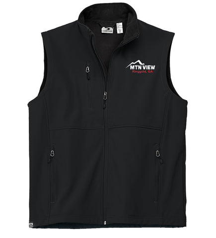 7914 STORM CREEK FLEECE-LINED SOFTSHELL VEST - CDJR