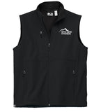 7914 STORM CREEK FLEECE-LINED SOFTSHELL VEST - HYUNDAI