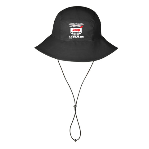 7925 Under Armour Warrior Solid Bucket Hat - CDJR