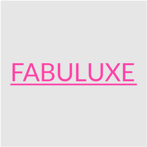 WELCOME! I AM FABULUXE AND SO ARE YOU!