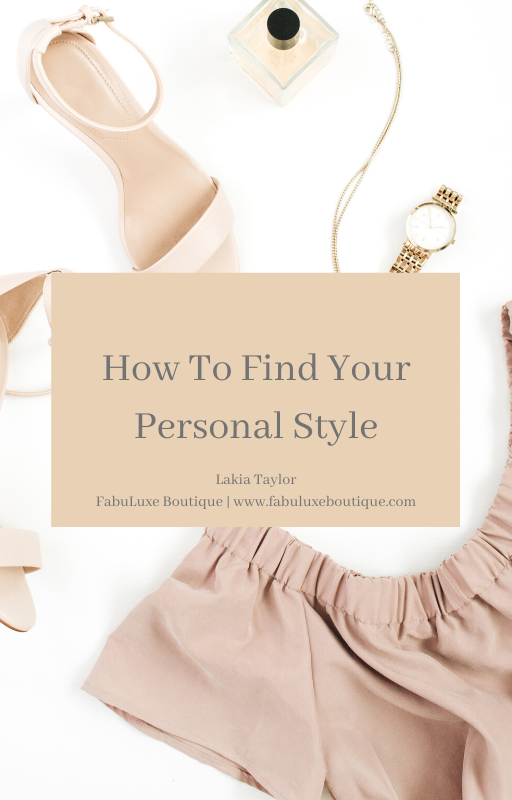 How to Find Your Personal Style Ebook