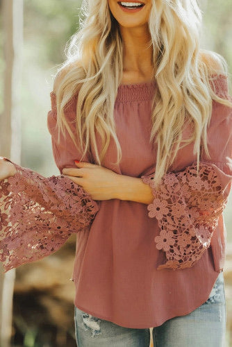 Romantic Hem Top