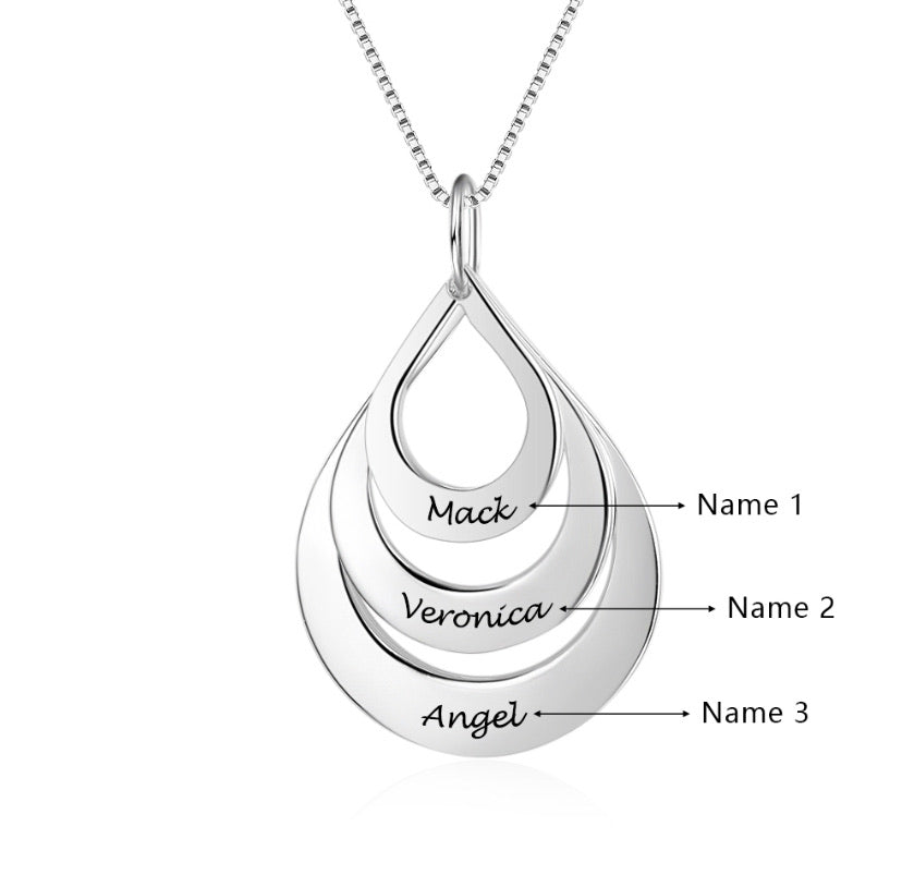 Tier Necklace
