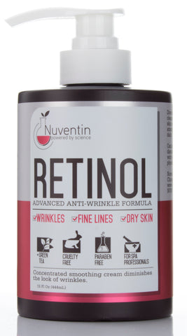 Retinol Advanced Wrinkle Cream (15oz)