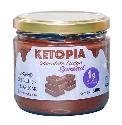 KETOPIA CHOCOLATE FUDGE SPREAD