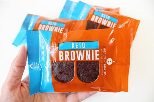 KETO BROWNIE BEHEALTHY