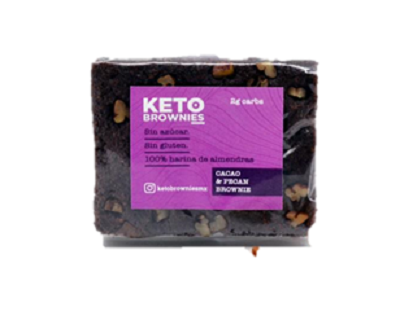 KETO BROWNIES CACAO