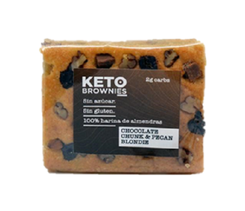 KETO BROWNIES CHOCOLATE