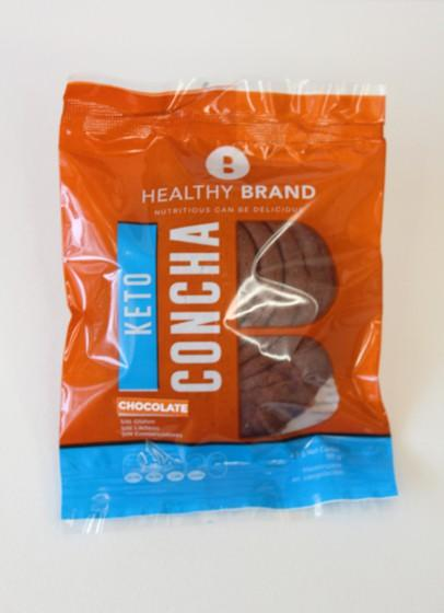 CONCHA CHOCOLATE KETO