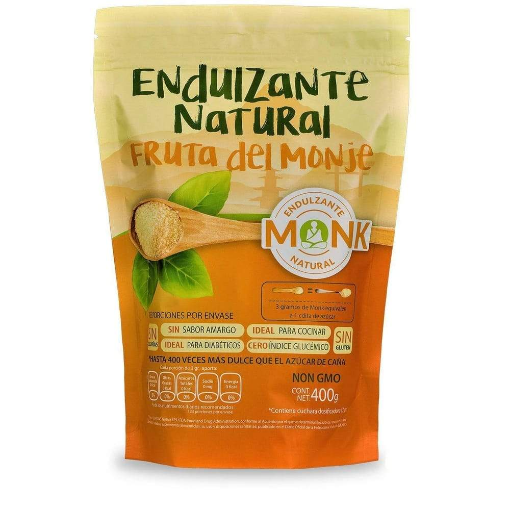 SACHETS DE MONK ENDULZANTE NATURAL