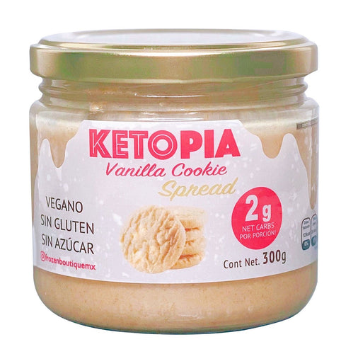 KETOPIA VAINILLA COOKIE SPREAD