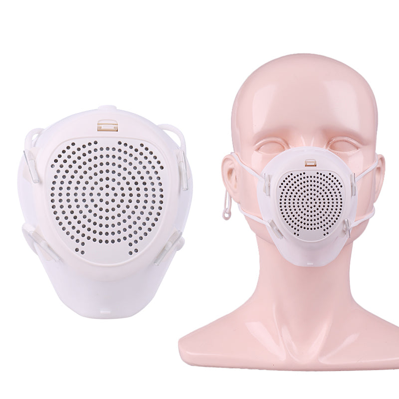 Silicone Face Mask with Replaceable Filters