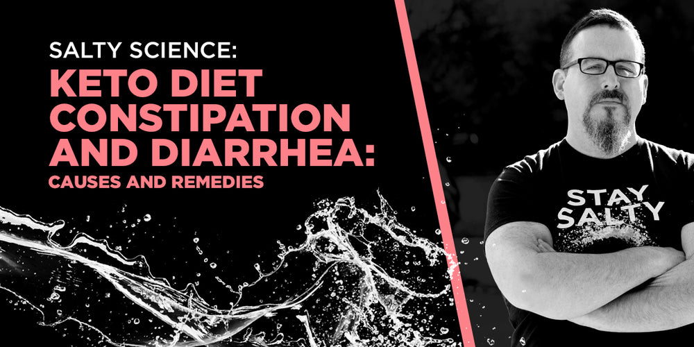 Keto Diet Constipation and Diarrhea: Causes and Remedies