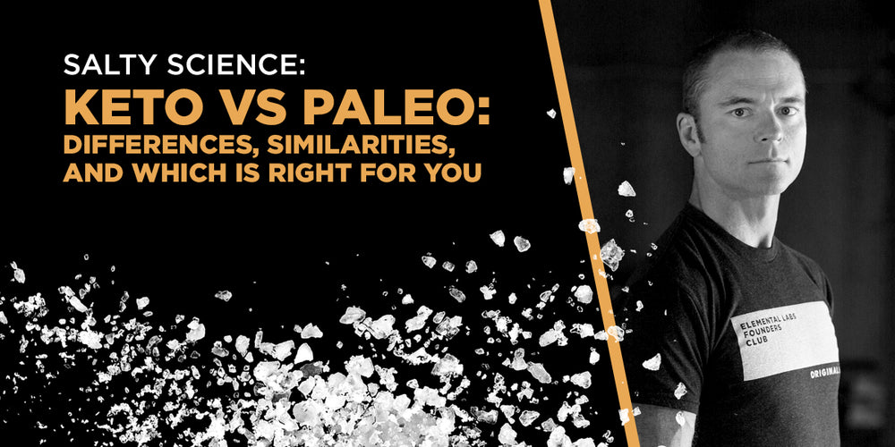 Keto vs. Paleo: Differences, Similarities, and Which is Right for You