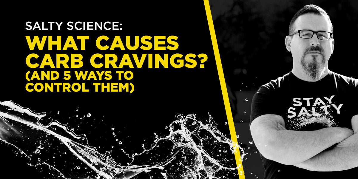 What causes carb cravings? (And 5 ways to control them)