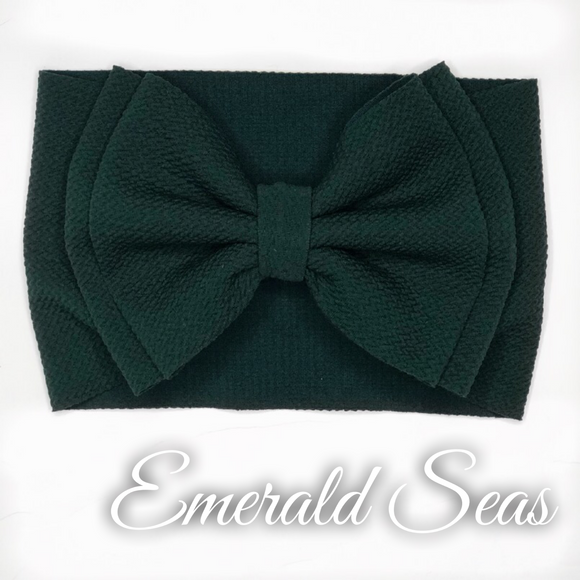 Emerald Seas Headwrap