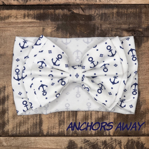Anchors Away Headwrap
