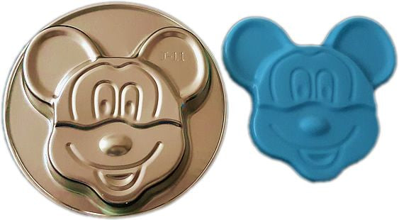Mickey Mouse 3D Metallform