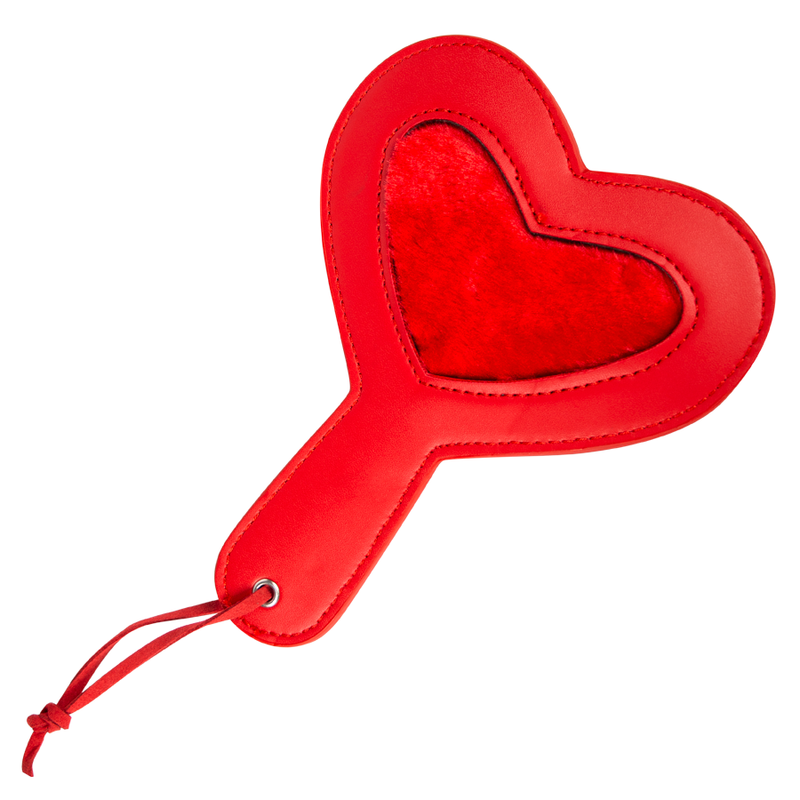 PADDLE CORAZÓN RED