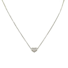 Load image into Gallery viewer, Little Heart with Stone Necklace