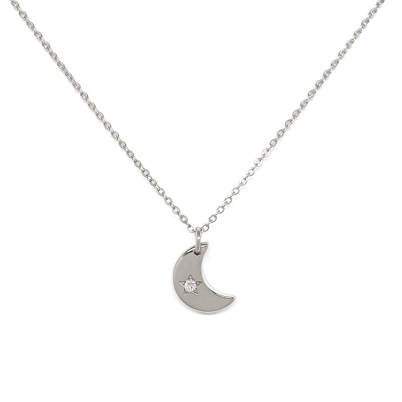 A Moon Necklace