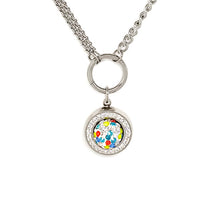Load image into Gallery viewer, Multicolor Stone Necklace
