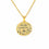 Mother Forever Gold Necklace