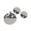 Black & White Marble Set