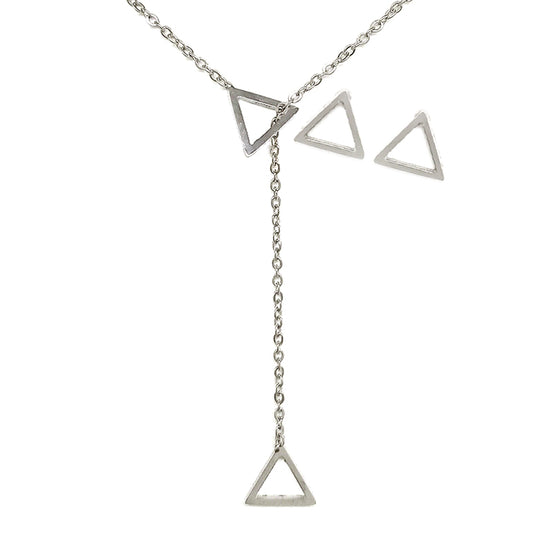 Falling Triangle Set