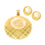 Big Pendant Gold Set