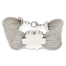 Load image into Gallery viewer, Elegant Mesh Flower Bracelet