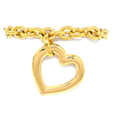 Load image into Gallery viewer, Casual Look Heart Gold Bracelet