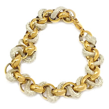 Load image into Gallery viewer, Rope Gold Bracelet