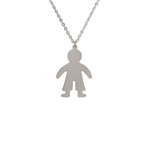 A Boy Necklace
