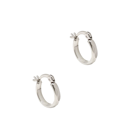 Fancy Hoop Earrings
