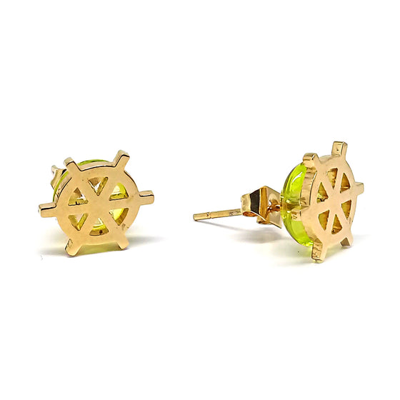Rudder Stud Earrings