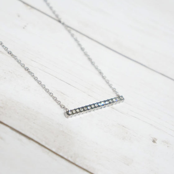 Crystal Stripe Chain