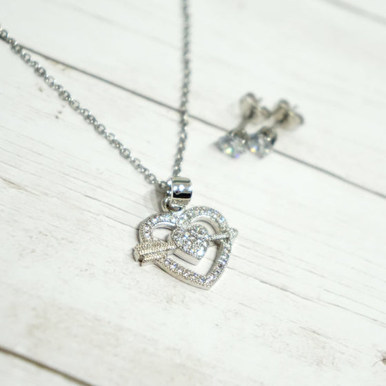 Cupid Heart Set