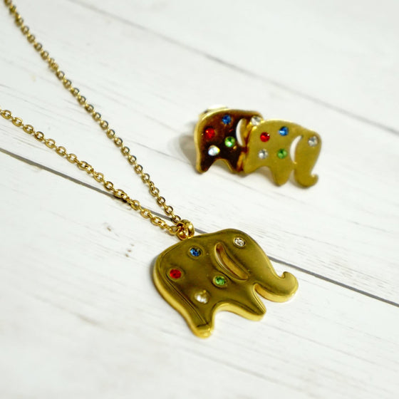 Elephants Set