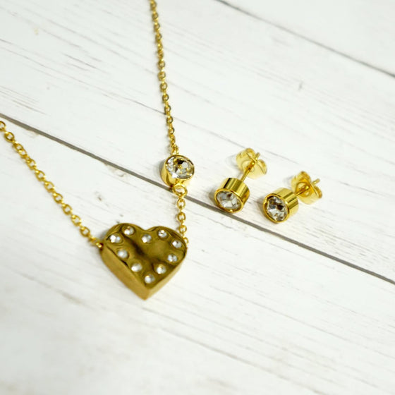Sparkle Heart Set