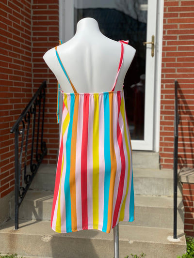 Striped Summer Dress FINAL SALE